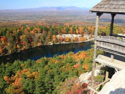 Mohonk Lake Gazebo